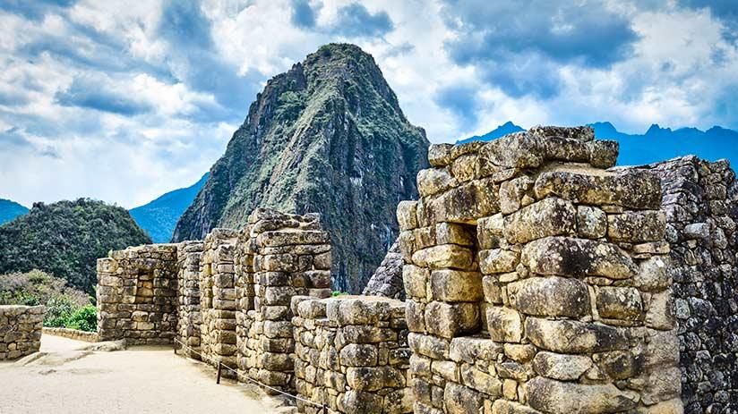 machu picchu facts stones