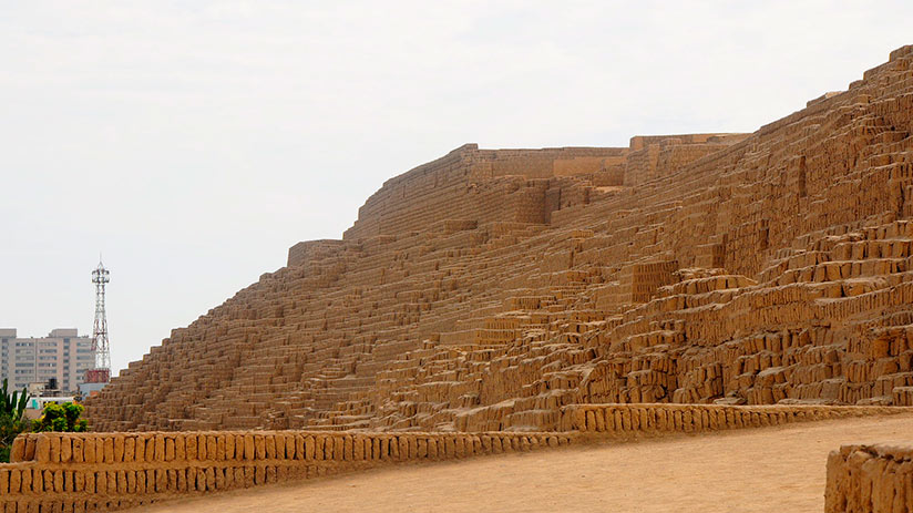 Huaca Pucllana what is it