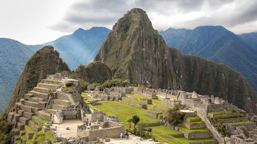 facts about peru machu picchu