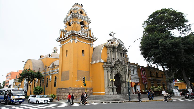 things to do in Barranco architecture