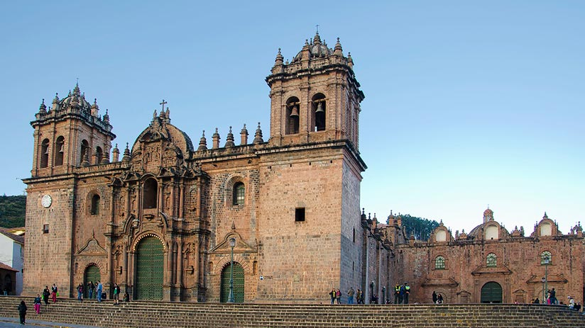 Cusco Cathedral description