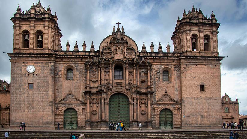 Cusco Cathedral history