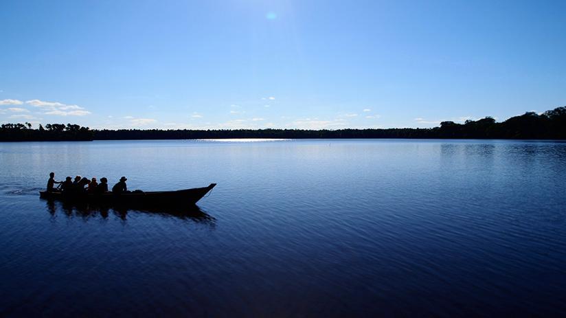 Sandoval lake tour