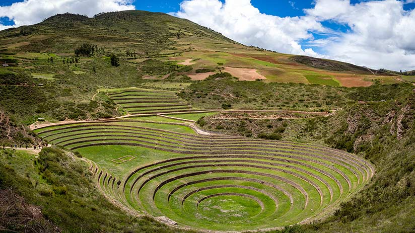attractions in the sacred valley map