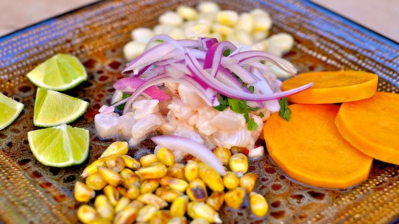 Peru national dish