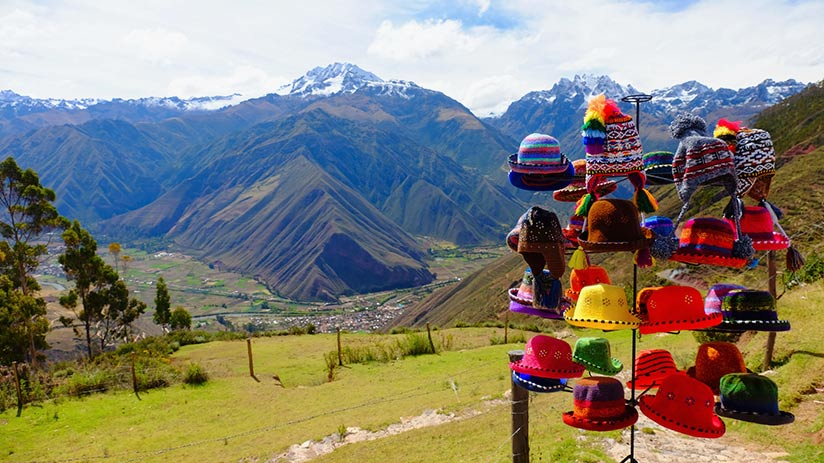 chinchero in the sacred valley map