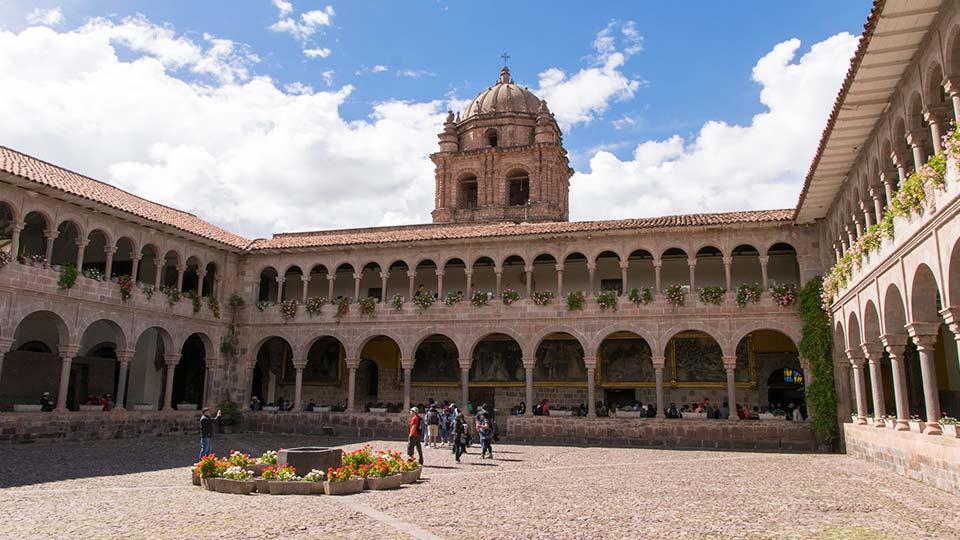 coricancha architecture