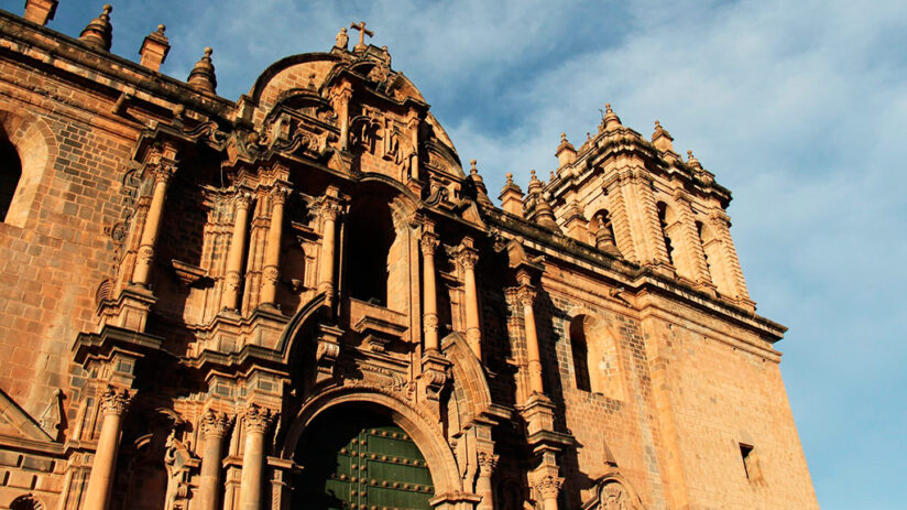 cusco cathedral architecture