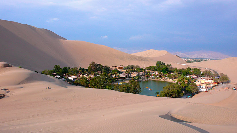 day trips from lima huacachina