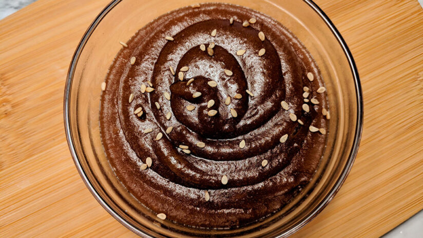 frejol colado peruvian desserts