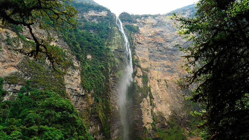 gocta waterfalls in peru