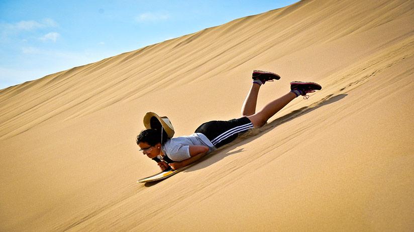 huacachina sand dunes what to do