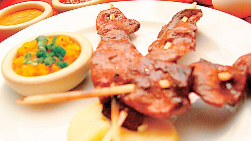 peru national dish anticucho