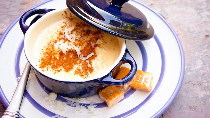peruvian desserts arroz con leche