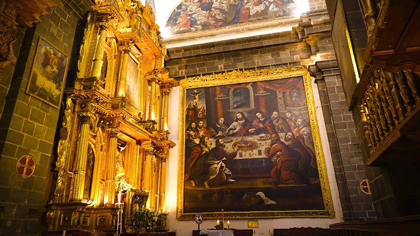 what to see in Cusco Cathedral
