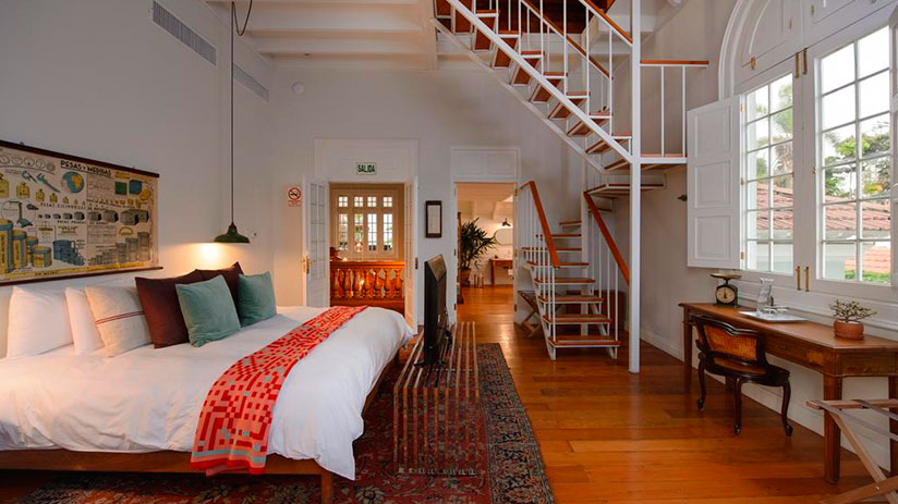 boutique hotels in lima villa barranco