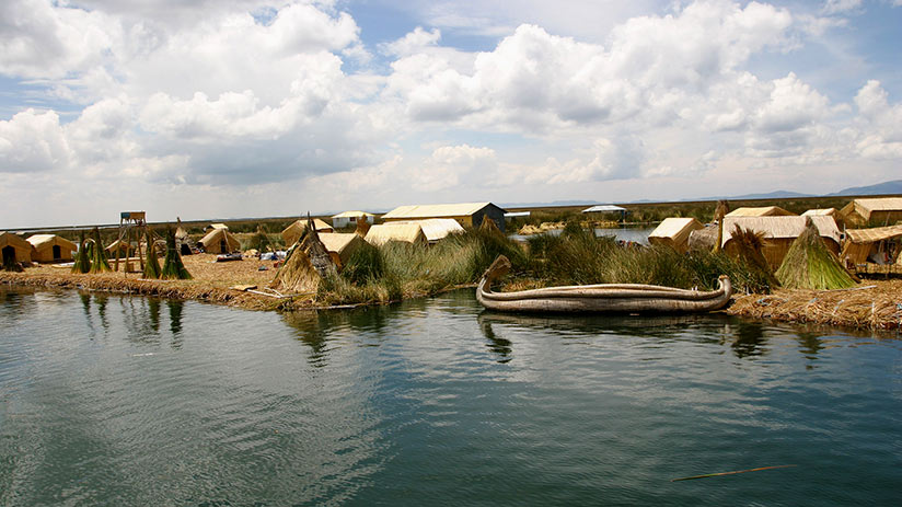 meaning of lake titicaca about the lake