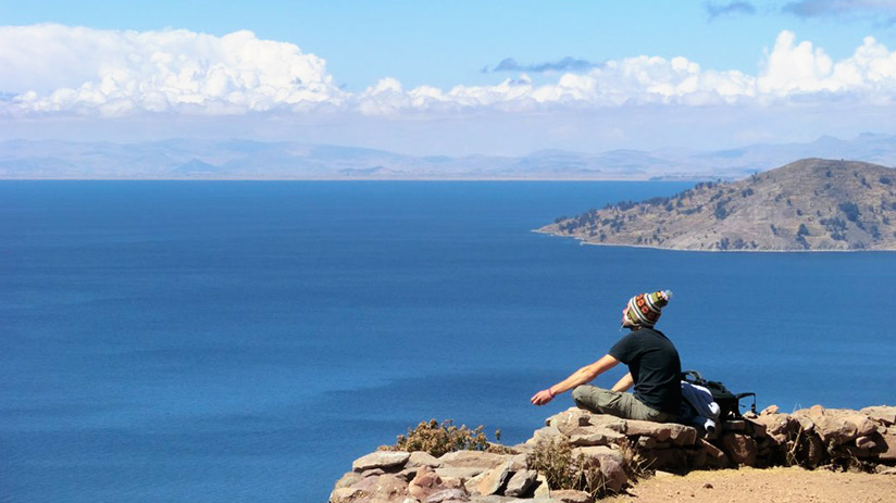 meaning of lake titicaca experience