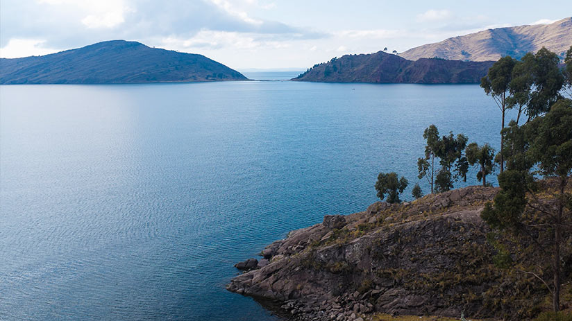 meaning of lake titicaca