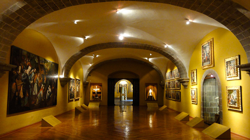 museums in cusco religious art museum