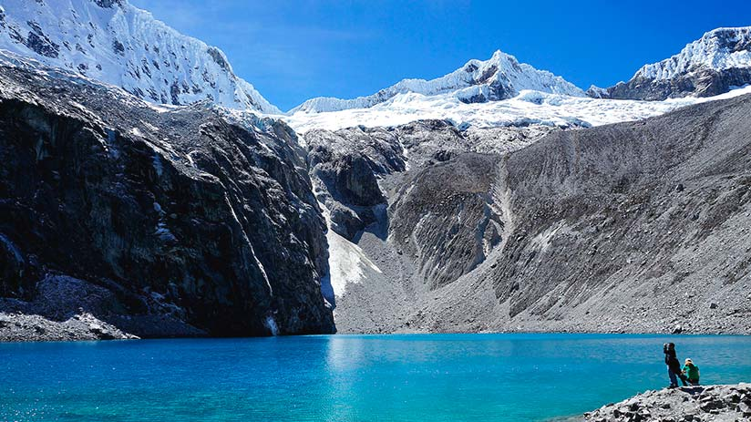 nature reserves in peru huascaran national park
