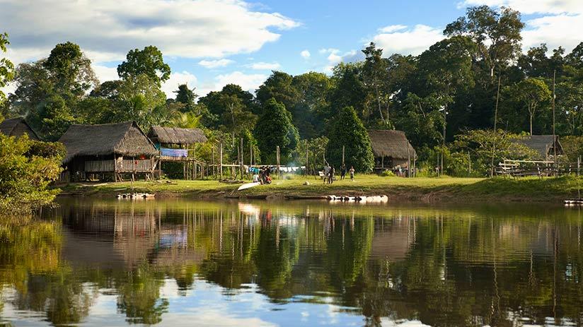 nature reserves in peru tamshiyacu tahuayo