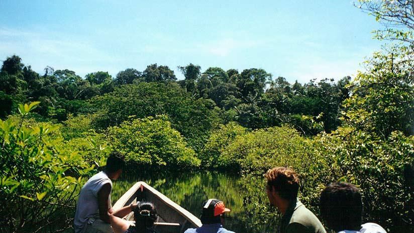 popular places in peru amazon