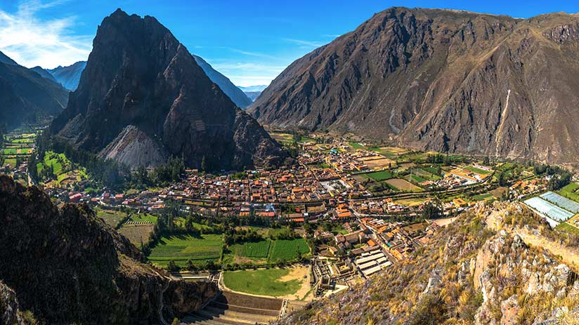 popular places in peru