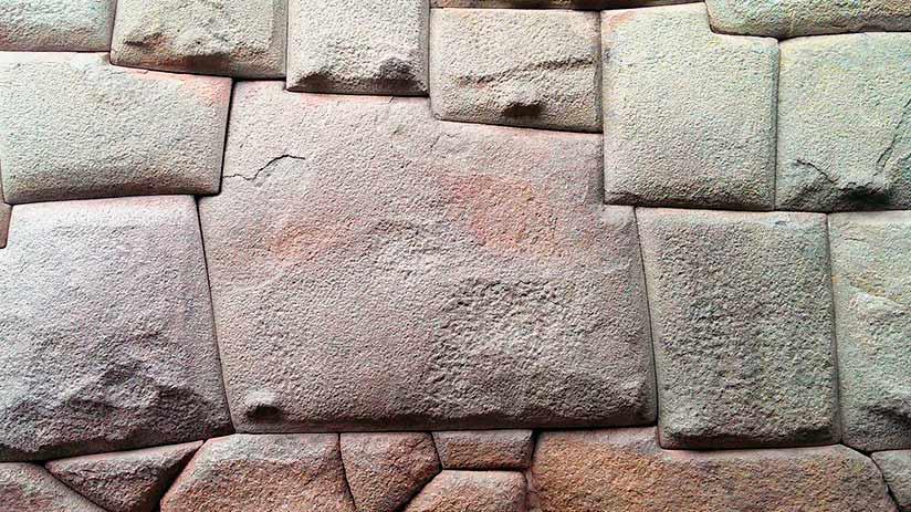 the twelve angle stone