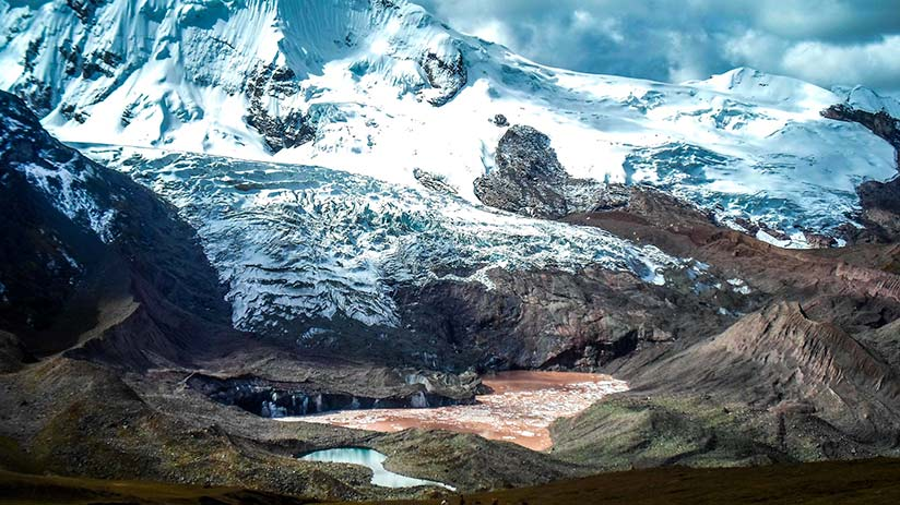 best trekking experiences in peru ausangate trek