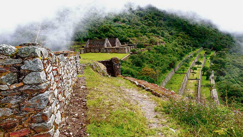 best trekking experiences in peru choquequirao trek