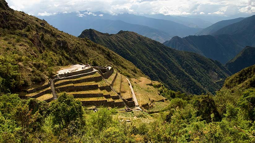 best trekking experiences in peru inca trail