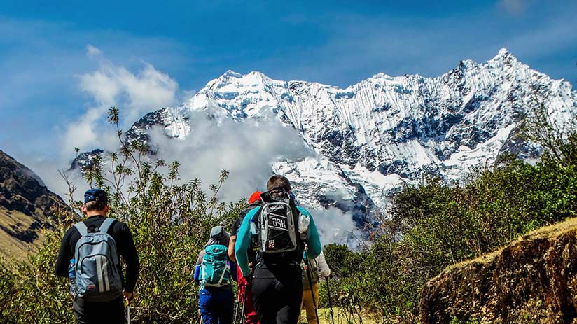 best trekking experiences in peru salkantay trek
