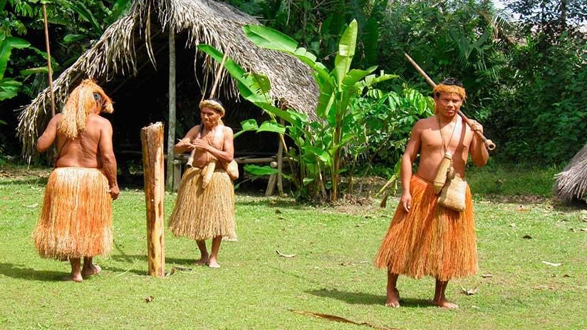 biodiversity in Peru indigenous people