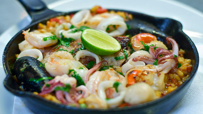 is peru the country with the best fusion food?