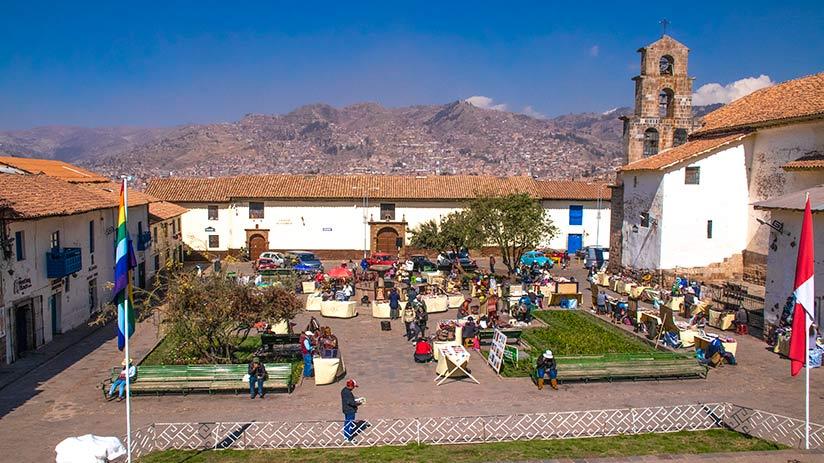 markets in cusco san blas