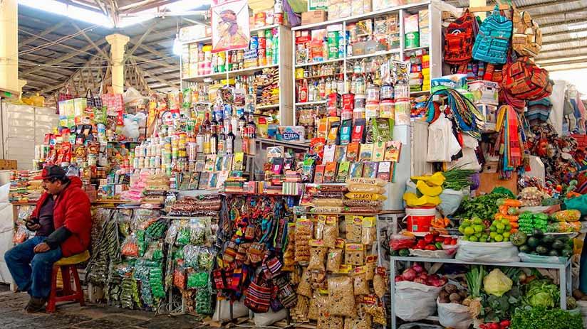 markets in cusco vinocanchon