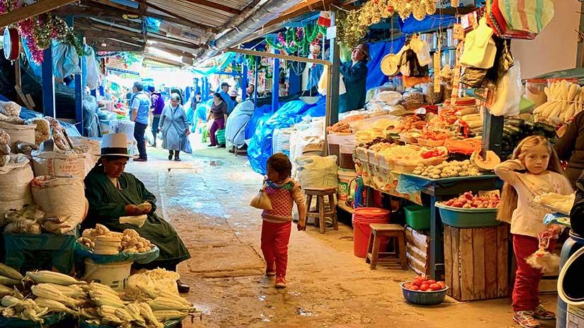markets in cusco wanchaq