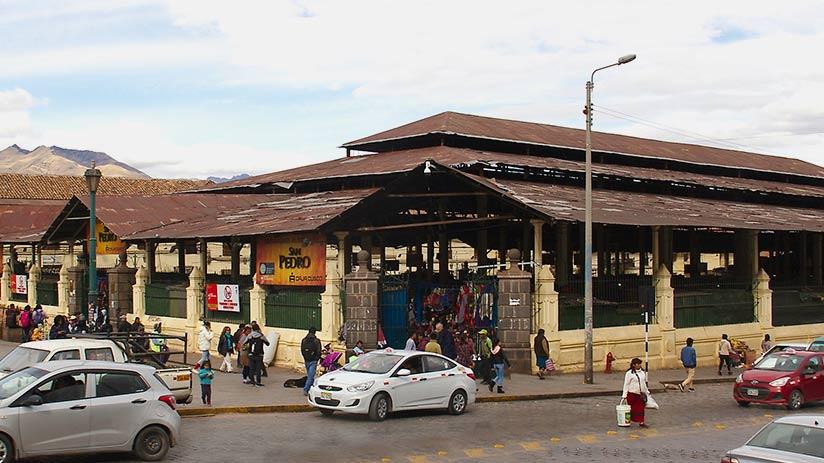 markets in cusco