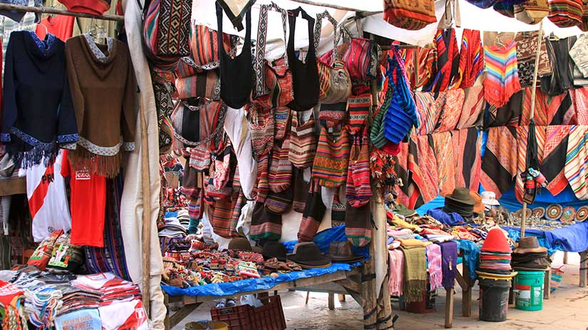 markets in lima craft fair