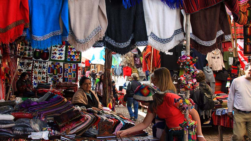 markets in lima