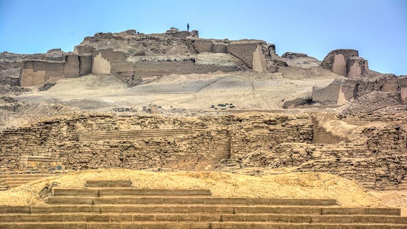 pachacamac history