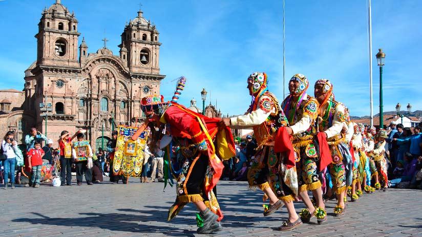 peruvian andes culture