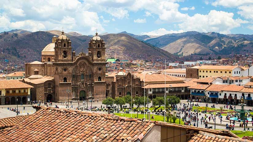 peruvian andes cusco