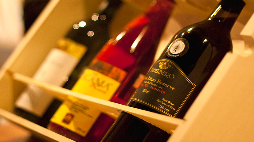 peruvian wine