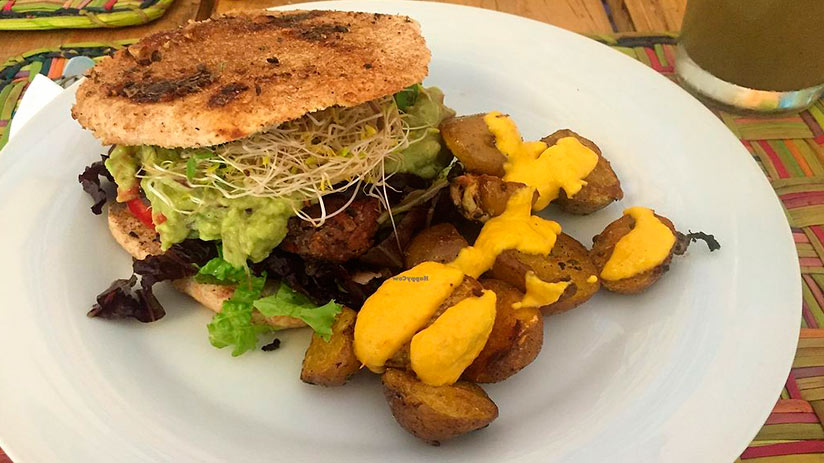 vegan restaurants in lima el jardin de jazmin