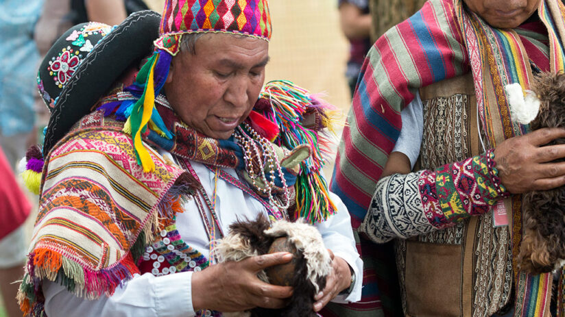 about the pachamama
