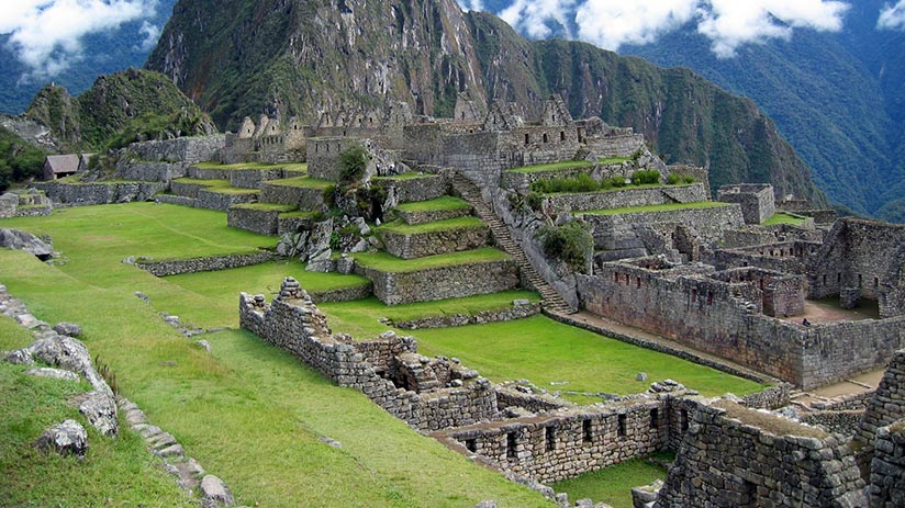 architecture to visit machu picchu