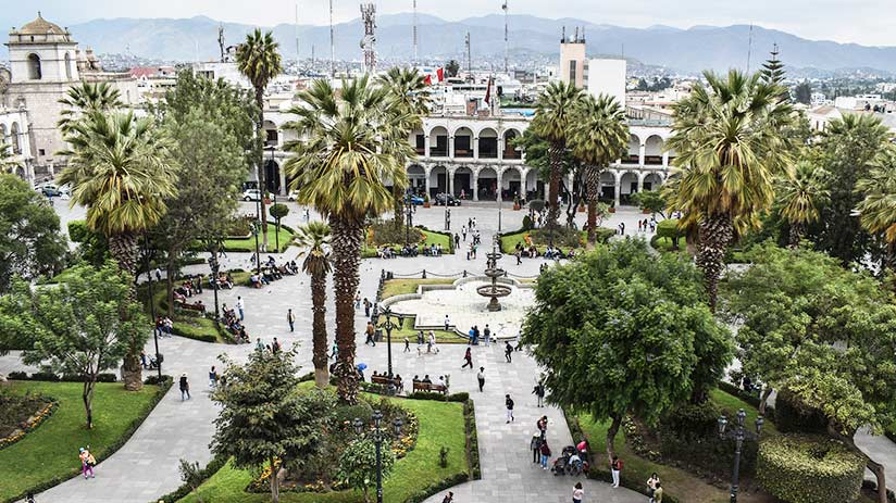 explore arequipa city