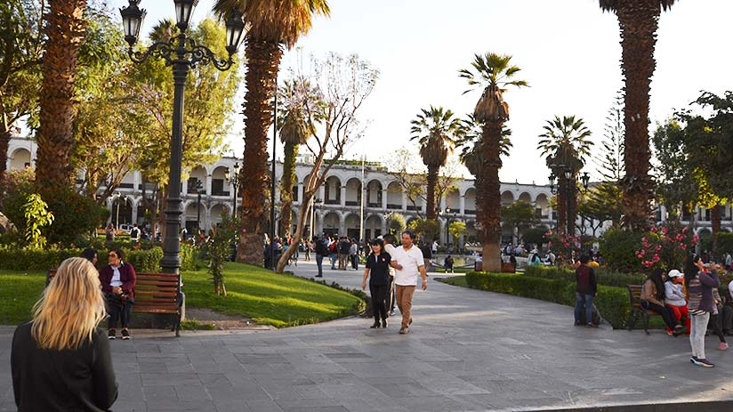 arequipa vacations couples